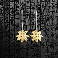 Picture of BiggDesign B.C. 3000 Flower Earrings