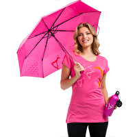 Picture of BiggDesign B.C. 3000 Deer Pink Umbrella