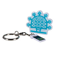 Picture of BiggDesign B.C. 3000 Sun Disk USB Flash Drive-Keychain
