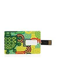 Picture of BiggDesign B.C. 3000 Green Card Usb Sun Disk