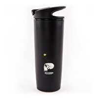 Picture of  Biggdesign Mr. Allright Man Black Vacuum Mug