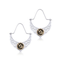 Picture of BiggDesign Horoscope Earrings, Capricorn