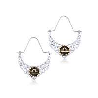 Picture of BiggDesign Horoscope Earrings, Libra