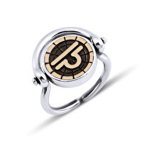 Picture of BiggDesign Horoscope Ring, Libra