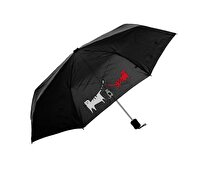 Picture of  Biggdesign Cats in Istanbul Black Umbrella