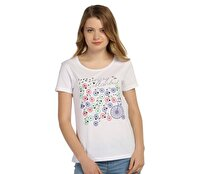 Picture of BiggDesign Enjoy Istanbul White Woman T-Shirt L