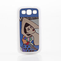 Picture of Biggdesign Galaxy S3 White Cover 049