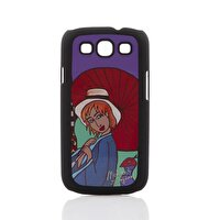 Picture of Biggdesign Galaxy S3 Black Cover 053