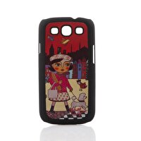 Picture of Biggdesign Galaxy S3 Black Cover 060