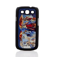 Picture of Biggdesign Galaxy S3 Black Cover 064