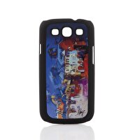 Picture of Biggdesign Galaxy S3 Black Cover 066