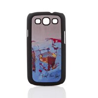 Picture of Biggdesign Galaxy S3 Black Cover 068