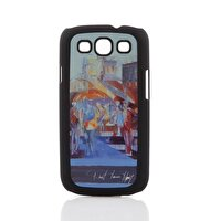 Picture of Biggdesign Galaxy S3 Black Cover 070