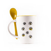 Picture of  Biggdesign My Eyes On You Ceramic Cup