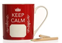 Picture of BiggDesign Keep Calm Red Mug