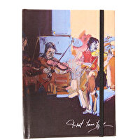 Picture of BiggDesign Violinists Notebook 14x20 cm