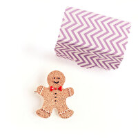 Picture of BiggDesign Gingerbread Man Pin