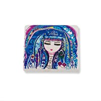 Picture of BiggDesign Blue Water Natural Stone Coaster
