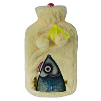 Picture of BiggDesign Pistachio Plush Hot Water Bag