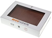 Picture of Biggfashion Gerçek Leather Coffe Card Holders