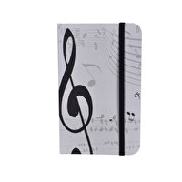 Picture of EQUINOXE White Notebook