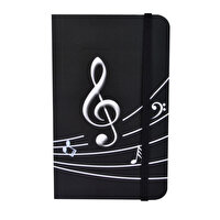 Picture of EQUINOXE Black Notebook