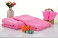 Picture of Hobby Turkish Bath Set Rainbow Pink