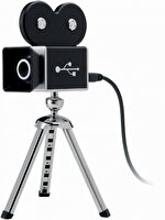 Picture of Marksman 12305500 Movie Camera Webcam Black