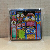 Picture of Monatitti Owls Magnet
