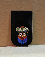 Picture of Monatitti Blue Owl Magnetic Bookend