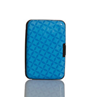 Picture of Nektar Bhac17 Blue Pattern Business Card Holder
