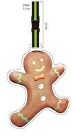 Picture of NEKTAR Cookie Man Lh285 Luggage Tag