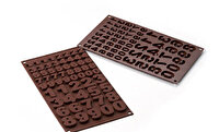 Picture of SILIKOMART 123 Chocolate Mould