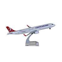 Picture of TK Collection A321 1/200 Neo Plastic Model Aircraft