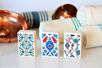 Picture of TK Collection Tile 3-Bar Soap Set