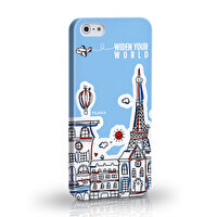 Picture of TK Collection France iPhone 5/5S Cover