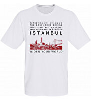 Picture of TK Collection İstanbul T-shirt Large