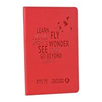 Picture of TK Collection Red Notebook