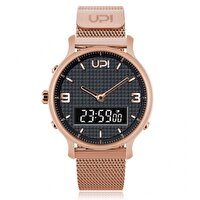 Picture of Upwatch Double Steel Rose Grey Unisex Wrist Watch