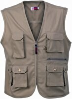 Picture of Us Basic 31425053 Vest Beige L