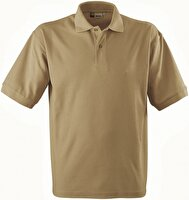 Picture of Us Basic 3177F091 Boston Polo Basic Olive S