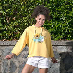 product imageBiggdesign Nature Kadın Sweatshirt By Aysu Bekar