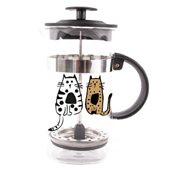 Biggdesign Cats in İstanbul French Press 1000 Ml