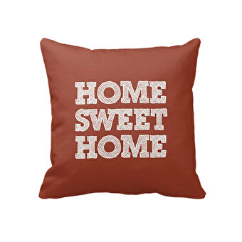 Biggdesign Home Sweet Home Yastık Kılıfı