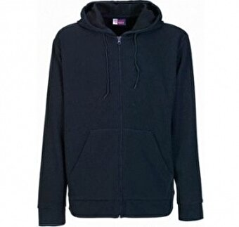 Resim Us Basic 31217493 Morris Hooded Full Zip Sweater Lacivert L