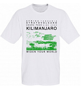 Picture of  TK Collection Kilimanjaro T-Shirt Large