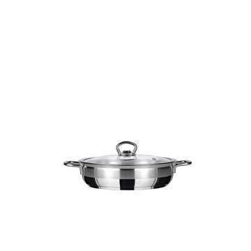Picture of  Amboss Saphire 30x9 cm Short Cooker Glass Lid 6 Lt