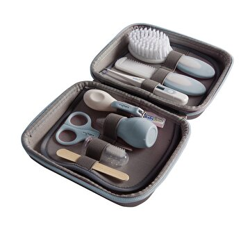 Picture of Babyjem Baby Grooming Set 9 Pieces, Blue