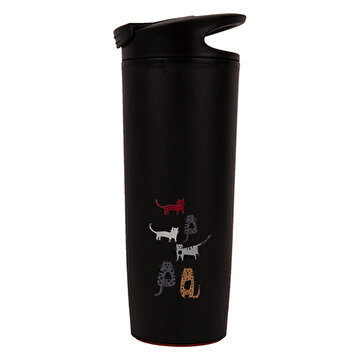 Picture of  Biggdesign Cats in Istanbul Black Vacuum Mug