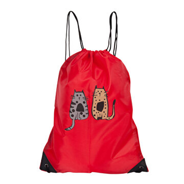 Picture of  Biggdesign Cats in İstanbul Drawstring Bag